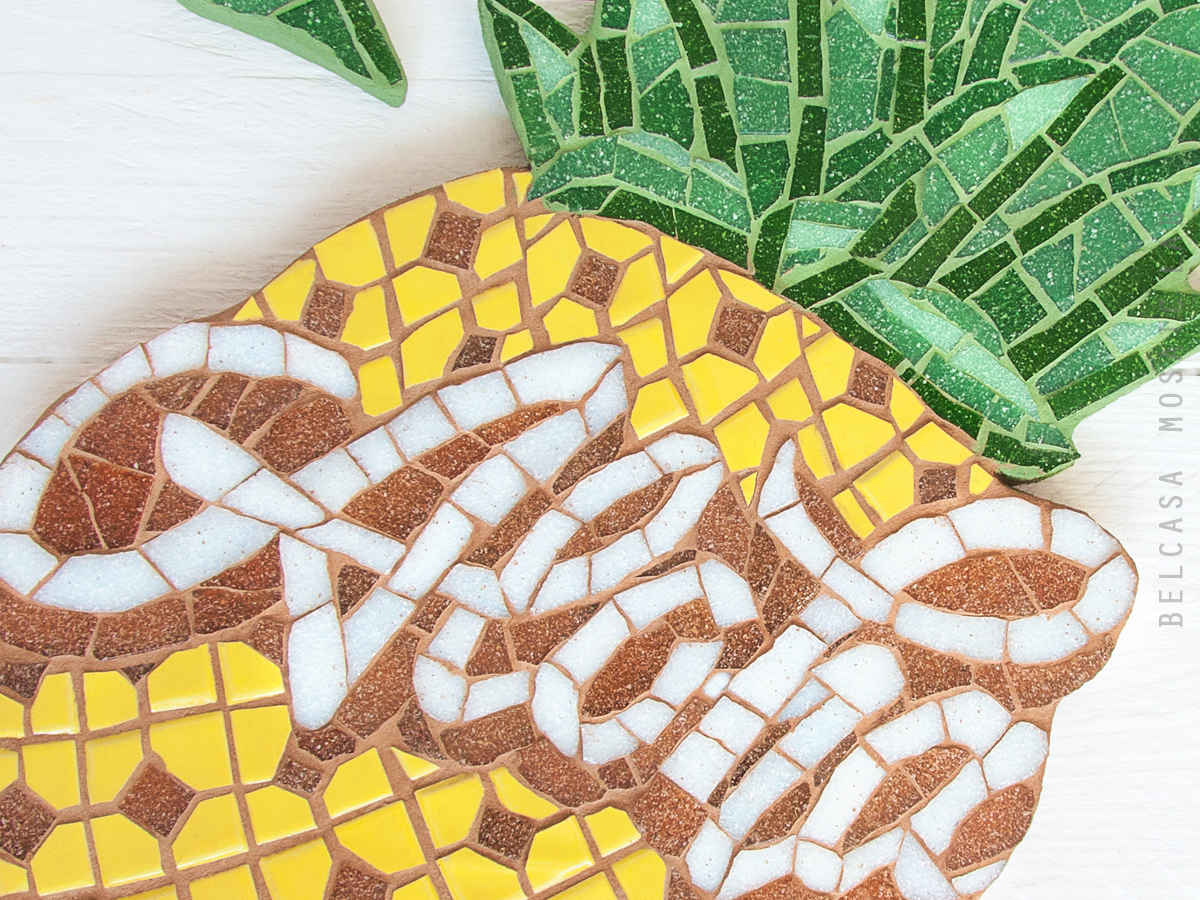 ilonaracina.com — portfolio » Aloha pineapple decor